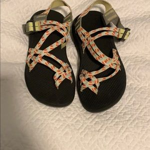 Women's chacos double strap